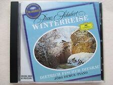 Franz Schubert - Winterreise - Dietrich Fischer-Dieskau, Jörg Demus - CD