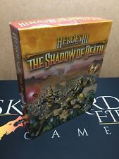 Big Box Heroes of Might and Magic III The Shadow of Death - PC CD-ROM TESTED