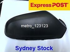 RIGHT DRIVER SIDE MIRROR COVER CAP HOUSING FOR HOLDEN ASTRA (AH) 2005 - 2009