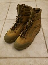 Bates Gore-Tex Summer Weight Military Hiking Boots Size 9.5R