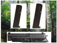 2-Pack SIG Sauer P226 226 10 Round MECGAR BRAND Mag Magazine 9mm Mags