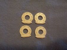 Resin Cast Brembo Slotted Brake Rotors with Calipers 1/24 1/25 Scale