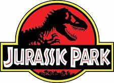 """Jurassic Park Decal Indoor - Outdoor - Car - Truck - Window 9"""" x12"""""""