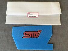 Subaru Genuine STI Rear Emblem Badge for BRZ tS