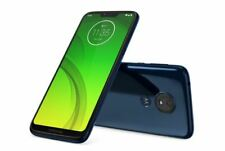 "Open Box Moto G7 POWER 64GB+4GB  XT1955-2 6.2"" DS 5000mAh LTE Factory Unlocked"