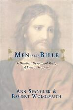 Men of the Bible: A One Year Devotional Study of Men in Scripture