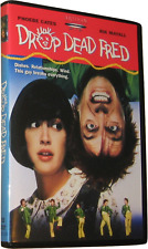 DROP DEAD FRED DVD (1991, 2003, Region 1 USA / Canada) - Phoebe Cates - Like New