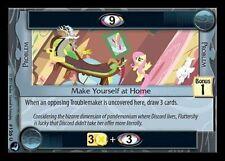 3x Make Yourself at Home 126 U - My Little Pony High Magic MLP CCG