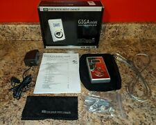 Vintage Tech Jobo Giga Mini, MP3 Player 20GB, Data Storage Device, GXM020 Box