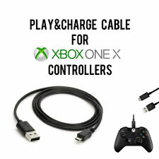 1M 3FT Charging Play&Charge Cable Cord For XBOX ONE X Controller Pad Gamepad