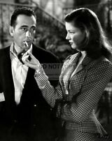 HUMPHREY BOGART & LAUREN BACALL IN 'TO HAVE AND HAVE NOT' - 8X10 PHOTO (AA-047)