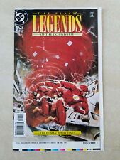 DC COMICS 1999 THE FLASH LEGENDS Human Whirlwind Sony 17 COVER PROOF sgc20