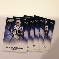 ROB GRONKOWSKI #4 PATRIOTS Arizona  2015 Panini Black Friday