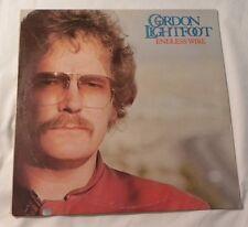 "GORDON LIGHTFOOT ""ENDLESS WIRE"" WARNER BROS BSK 3149 Vinyl LP VG+ 1978"