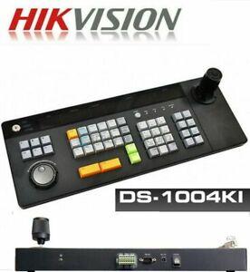 HIKVISION DS-1004KI KEYBOARD CONTROLLER  CCTV JOYSTICK for PTZ CAMERAS & MENUS
