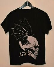 Avenged Sevenfold A7X Flying Skull T-Shirt size SMALL Metal