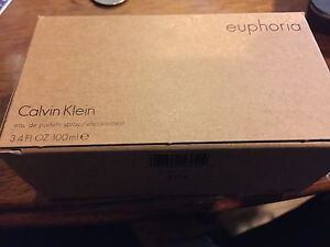 Euphoria by Calvin Klein  3.4 EDP SP Perfume Tester New In Box
