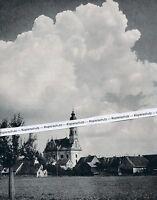 Steinhausen in Schwaben - Dorfkirche - um 1955 - RAR        J 24-5
