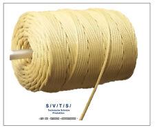 Aramid Seil Shop Kevlar Schnur Kordel Shop AR Angelleine Rope dm 3.0 500daN 15m
