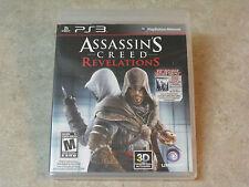 Assassin's Creed Revelations (Sony PlayStation 3, 2011)