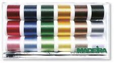 Madeira Stickgarn-box Mit 18 Je 200 Meter Rayon 40 Machine Thread 8040