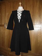 Zara Polyester 3/4 Sleeve Dresses for Women