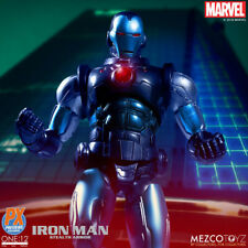 One-12 Collective Marvel figurine Iron Man Stealth Armor PX Exclusif Mezco Toyz