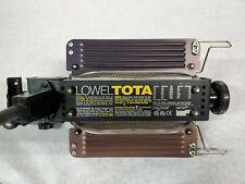 Lowel Tota-Light Tungsten Flood Light (120-240 VAC) 360 Stay-Cool Tilt-Knob