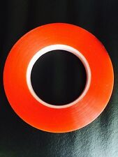 "Double Sided Red Line Tape 3/4"" x 36yd Tacky Craft Glue Wonder FREE SHIPPING!!"
