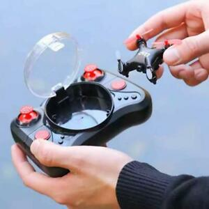 Mini Drone with HD camera Pocket Wifi Rc Quadcopter Selfie Foldable dron toys
