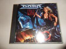 CD   Doro - Force Majeure