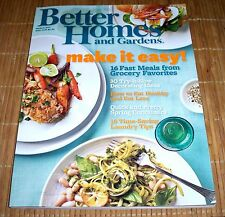 Better Homes and Gardens Magazine March 2011 Spring