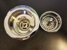 Mountain Plumbing Kitchen Strainer Mt298/Cpb Polished Chrome Old Stock