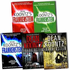 Dean Koontz Frankenstein Series Horror Collection 5 Books Paperback English
