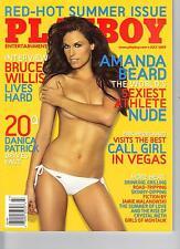 Playboy NEW! July 2007 Amanda Beard & Tiffany Selby BRAND NEW!!! SEALED!!!