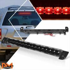 For 01-04 Pathfinder/Infiniti QX4 Full LED 3RD Tail Brake Light Stop Lamp Tinted