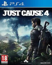 JUST CAUSE 4 PS4 ESPAÑOL CASTELLANO NUEVO PRECINTADO PS4