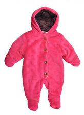 Juicy Couture Infant Girls Pink & Gold Micro Fleece Pram Size 6-9 Months  $98