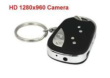 Mini HD 1280x960 Key Chain Ring DV Spy Camera Hidden DVR Recorder Cam Camcorder
