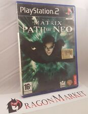 The Matrix Path of Neo PS2 PAL ITA