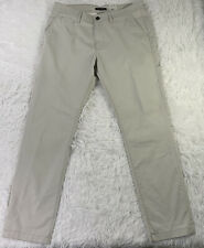 NWT Lucky Brand Mens Size 36x32 410 Athletic Slim Coolmax Pants