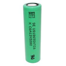 18650 VTC6 3000mAh 3.7V Li-ion High Drain Batería Recargable Battery Para Vape