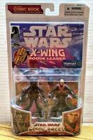 Star Wars Comic Pack X-Wing Rogue Leader Storm Commando & General Weir Exclusive