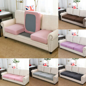 Stretch Sofa Cushion Cover Settee Couch Slipcover Furniture Dustproof Protector