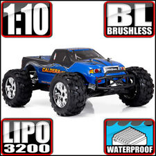 Redcat Racing Caldera 10E 1/10 Scale Electric Brushless RC Monster Truck Blue