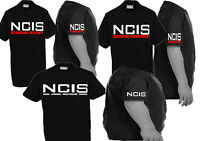 NCIS TOP T-SHIRT SHIRT NCIS DVD NCIS FBI FEDERAL AGENT shirt