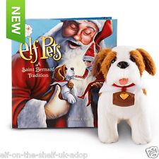 OFFICIAL Elf on the Shelf® Elf Pets®: A Saint Bernard Tradition Puppy