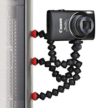 Joby-Gorilla Pod Magnetic Red for Compact Mirrorless Camera weighing up to 325g