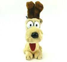 "Vintage Odie Dog Plush 1983 Fun Farm 13"" Garfield Friend Stuffed Animal"