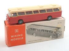 Wiking HO 1:87 Bussing Trambus Senator Nr.72s 1960s * BOXED * (2)